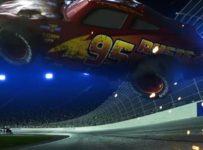 Cars 3 crash