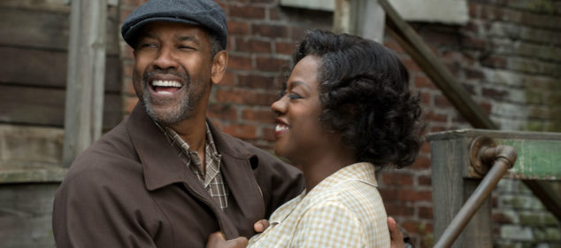 Fences - Denzel Washington and Viola Davis