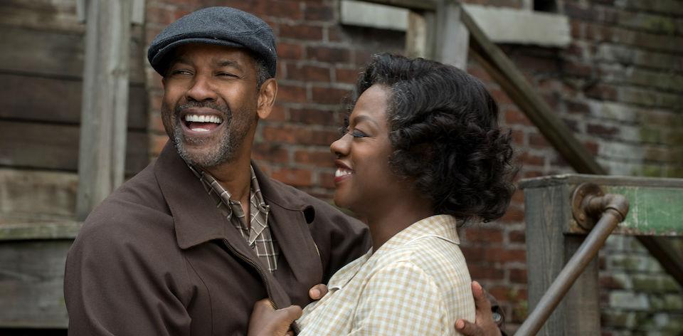 Fences - Denzel Washington and Viola Davis