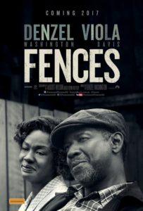 Fences poster (Australia) - Paramount
