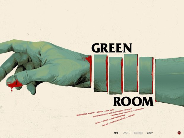 Green Room - Designer: Oliver Barrett