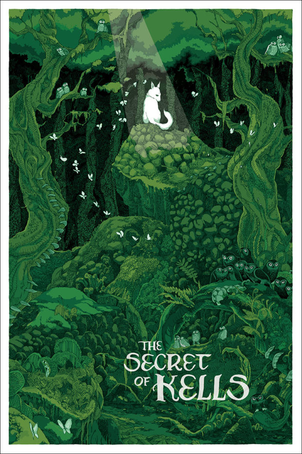 The Secret of the Kells - Designer: Jessica Seamans