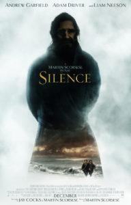 Silence - Scorsese poster