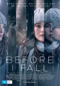 Before I Fall poster (Roadshow Films - Australia)