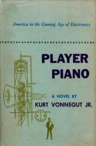 Player Piano First Edition cover