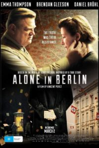 Alone in Berlin poster (Australia - Icon)