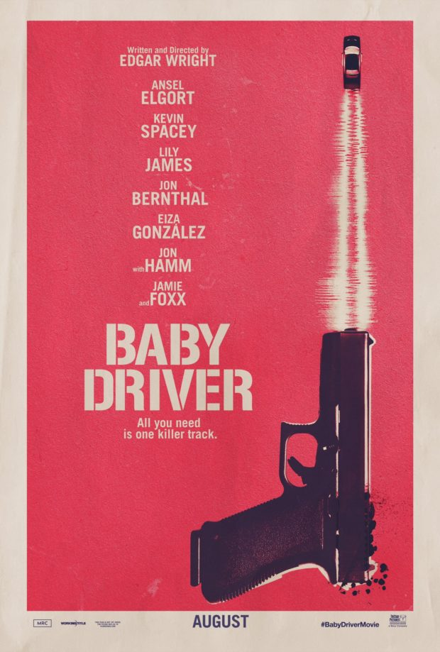 Baby Driver - Designer: BLT Communications LLC