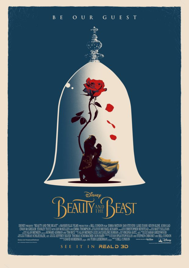 Beauty and the Beast - Designer: Matt Ferguson (UK)