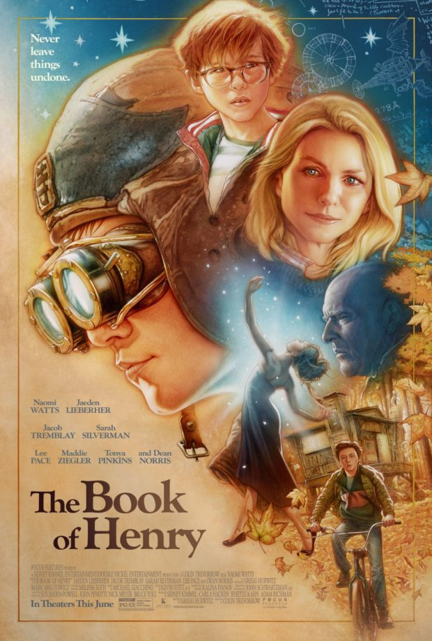 The Book of Henry - Designer: P + A and James Goodridge