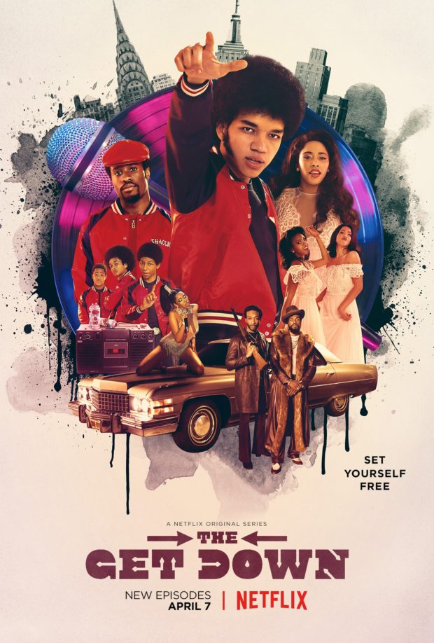 The Get Down: Part 2 - Designer: Gravillis Inc