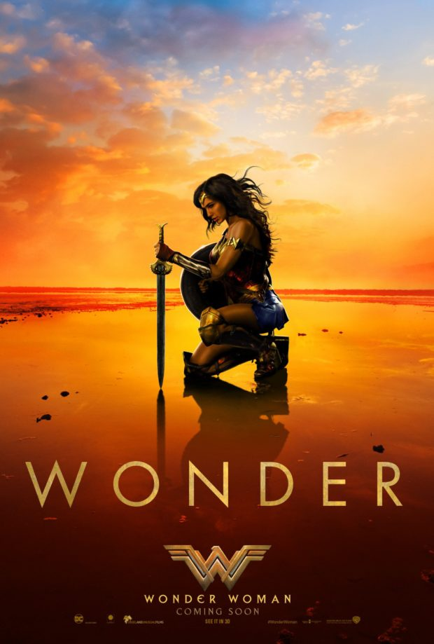 Wonder Woman - Designer: BOND