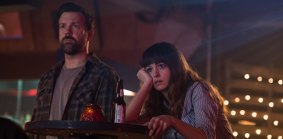 Colossal - Jason Sudeikis and Anne Hathaway