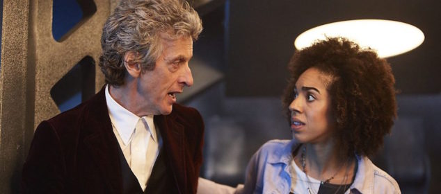 Doctor Who - Season 10 - The Doctor and Bill