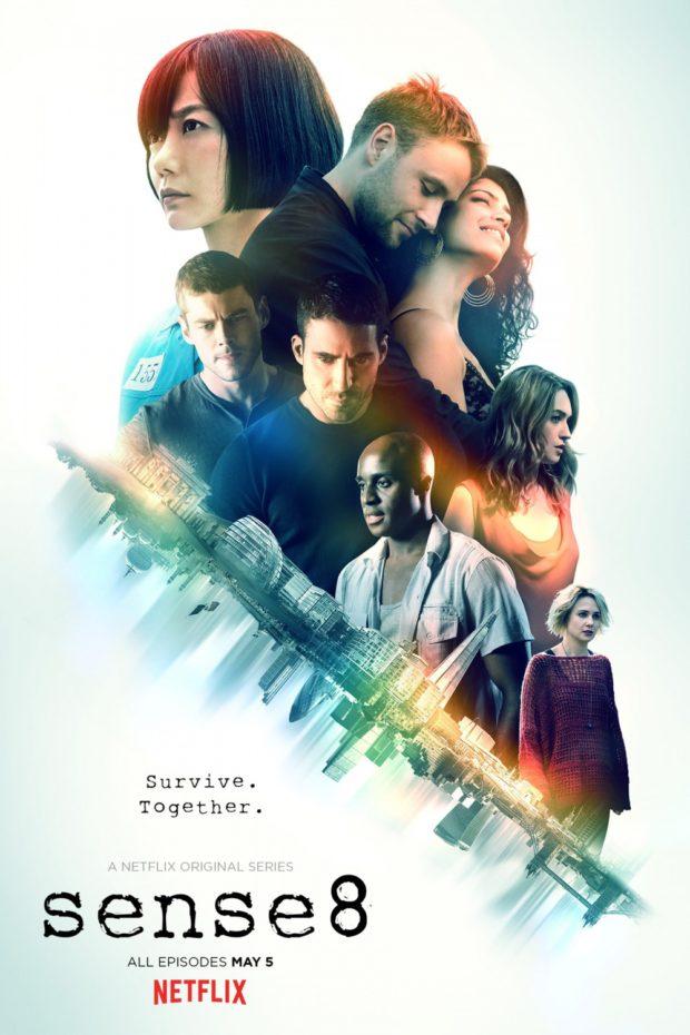 Sense 8: Season 2 - Designers: BLT Communications, LLC