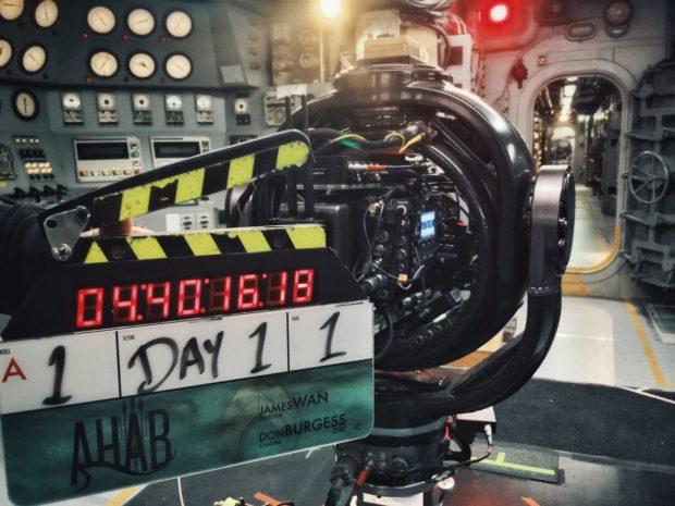 Aquaman - Set Photo Day 1