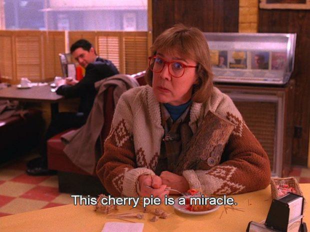 Twin Peaks - Log Lady - Cherry Pie