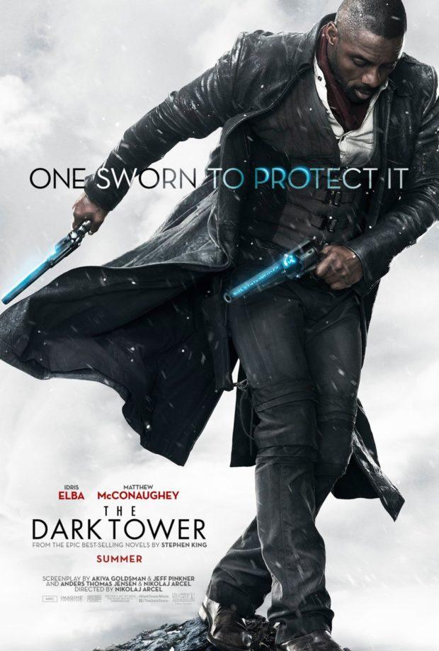 The Dark Tower - Roland poster