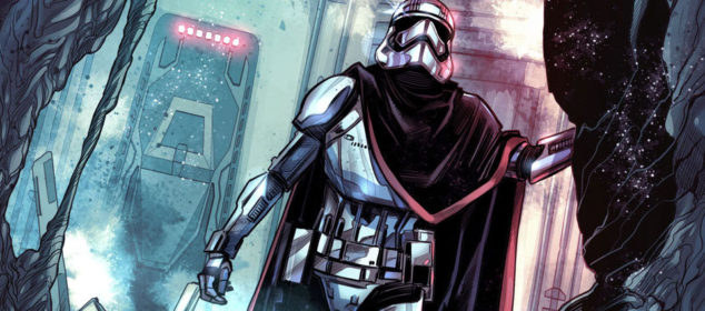 JOURNEY TO STAR WARS: THE LAST JEDI – CAPTAIN PHASMA #1