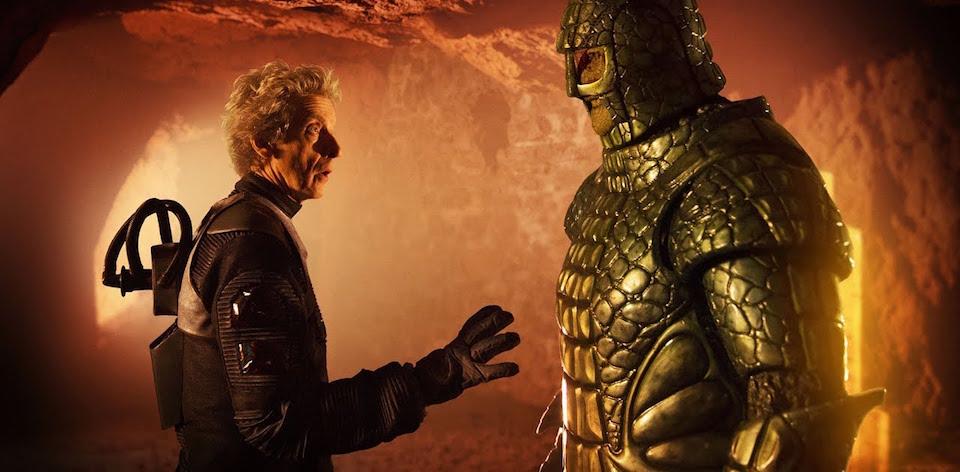 Doctor Who: Season 10 Episode 9 - Empress of Mars
