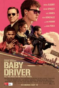 Baby Driver - Poster (Australia)