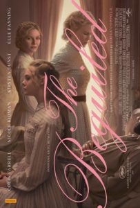 The Beguiled poster (Universal Pictures Australia)