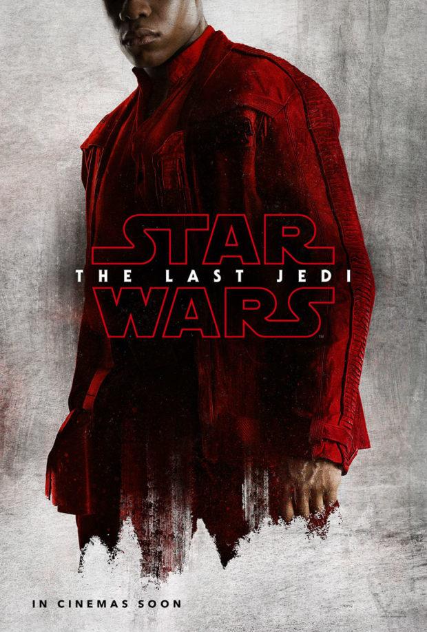 Star Wars: The Last Jedi character poster - Finn