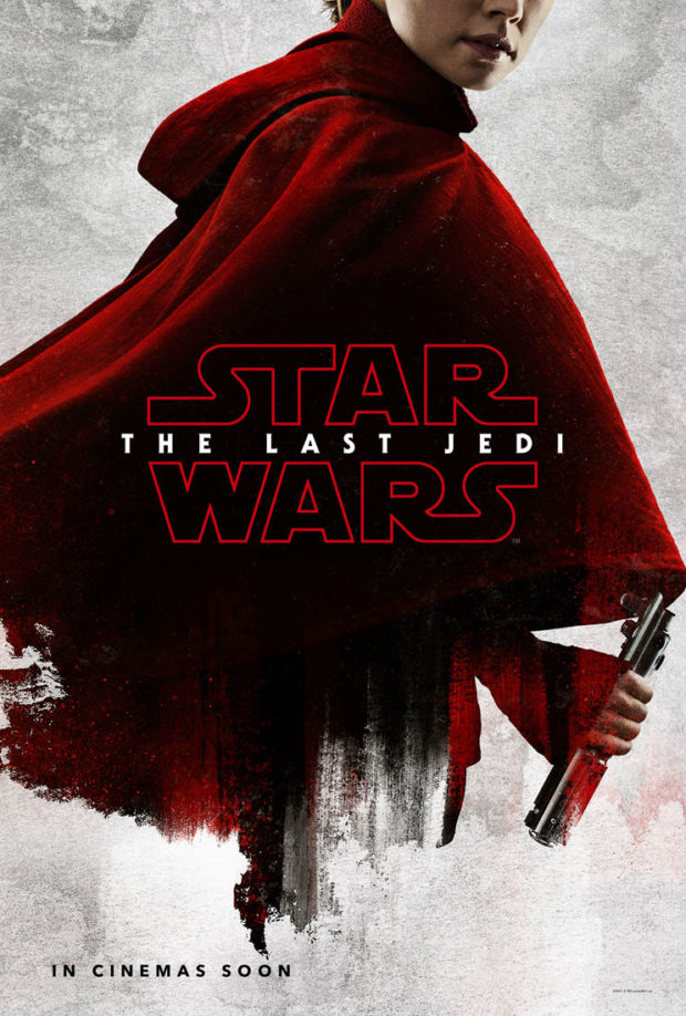 Star Wars: The Last Jedi character poster - ReyStar Wars: The Last Jedi character poster - Rey