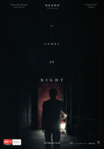 It Comes at Night poster (Australia)
