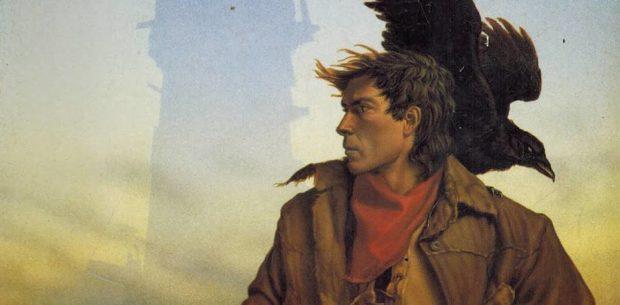The Gunslinger - Paperback cover