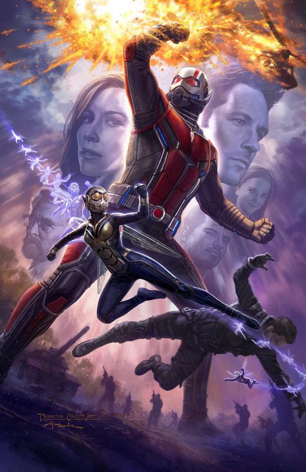 Ant-Man - San Diego Comic-Con 2017
