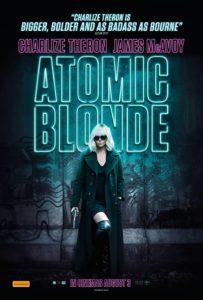 Atomic Blonde poster (Australia)