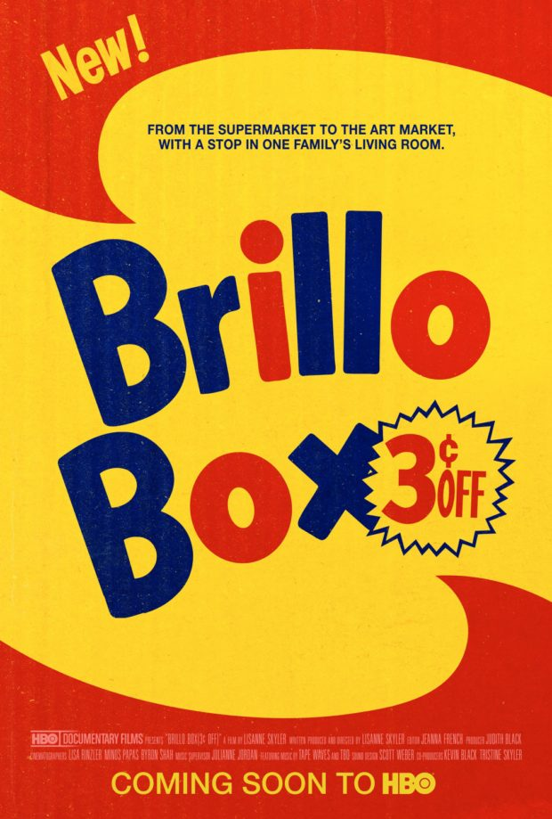 Brillo Box - Designers: Indika Entertainment Advertising
