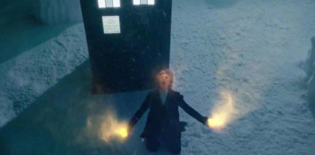 Peter Capaldi Regeneration