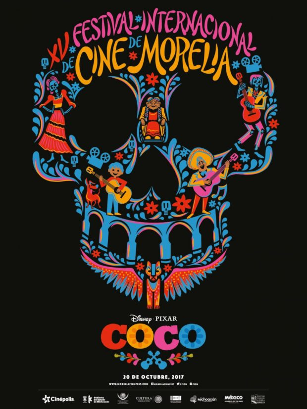 Coco - Designers: Morelia International Film Festival