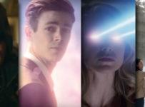 CW TV 2017 - Arrow, The Flash, Supergirl, Legends of Tomorrow