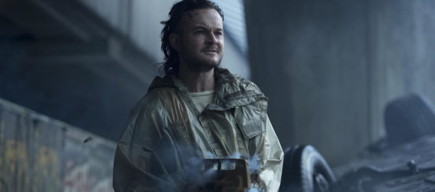 Daniel Henshall plays Skinny Man in Ghost in the Shell from Paramount Pictures and DreamWorks Pictures
