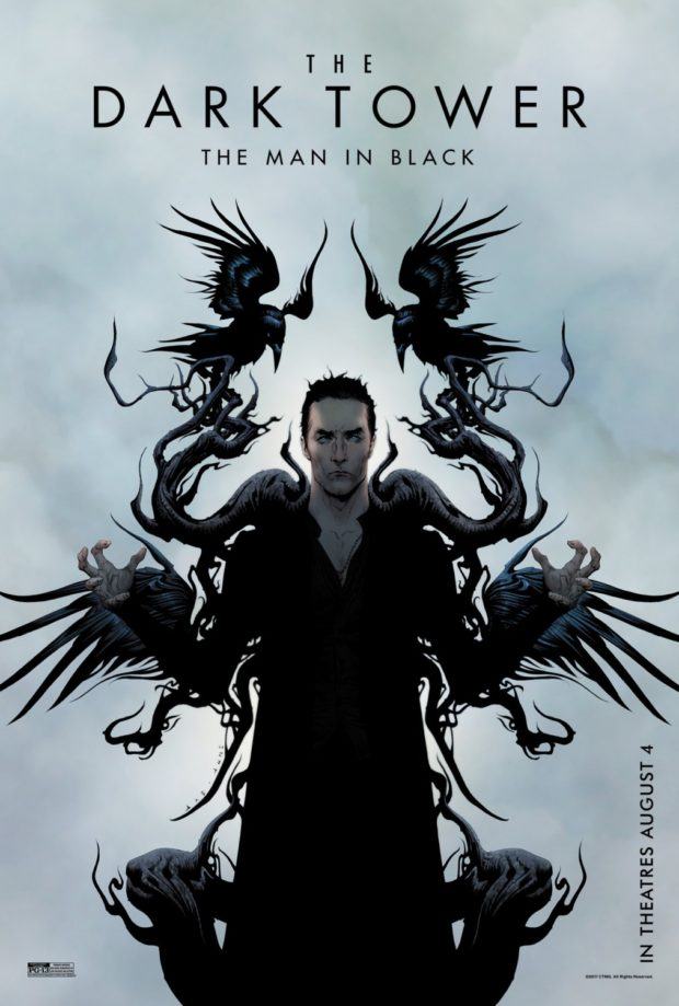 The Dark Tower - Designers: Jae Lee