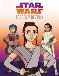Star Wars: Forces of Destiny - Sands of Jakku