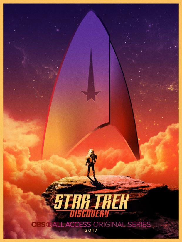 Star Trek: Discovery - Designers: bpg