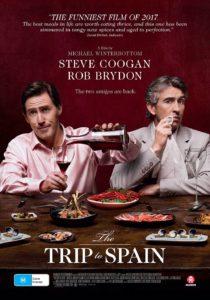The Trip to Spain - Madman poster (Australia)