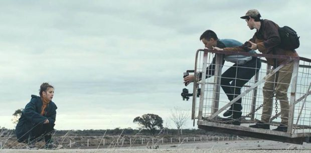 Watch the Sunset - Chelsea Zeller, Damien Eddie Lipp and Jesse Gohier-Fleet.