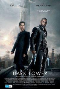 The Dark Tower poster (Australia)