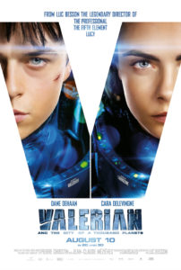 Valerian and The City of a Thousand Planets AUSTRALIA