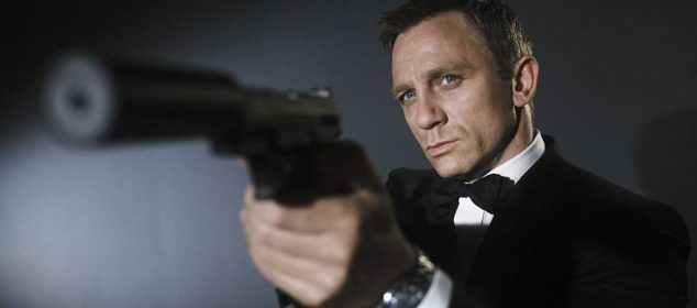 Daniel Craig - James Bond