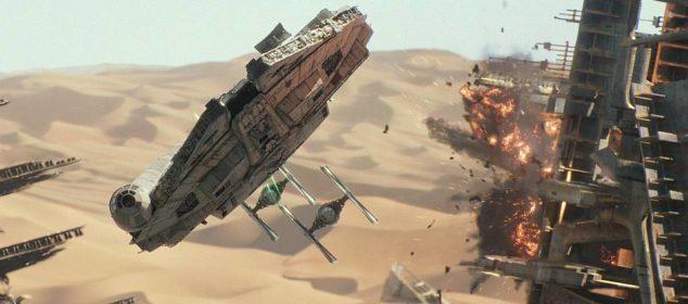 Millennium Falcon - Force Awakens