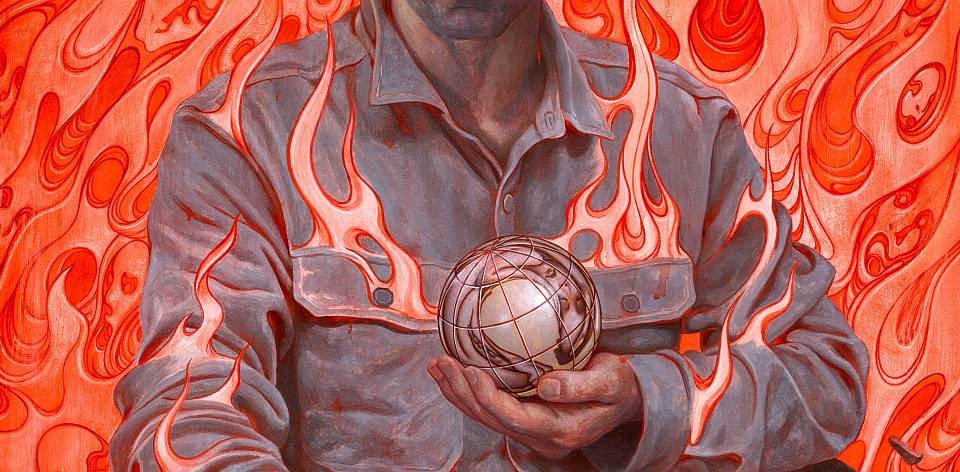 James Jean - mother!